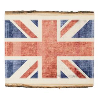 Vintage UK Flag #5 Wood Panel
