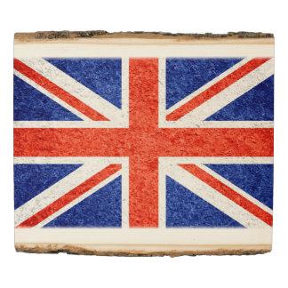 Vintage UK Flag #9 Wood Panel