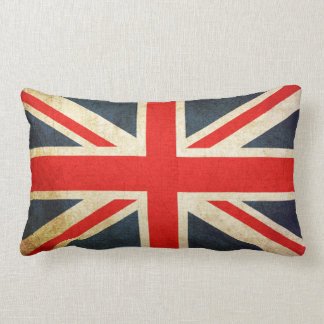 Vintage UK Flag Pillows