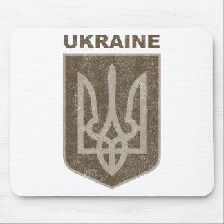Vintage Ukraine Mousepad