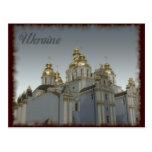 Vintage Ukraine Post Card