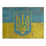 Vintage Ukraine Postcards