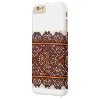 Vintage Ukrainian Slavic Embroidery Phone Case