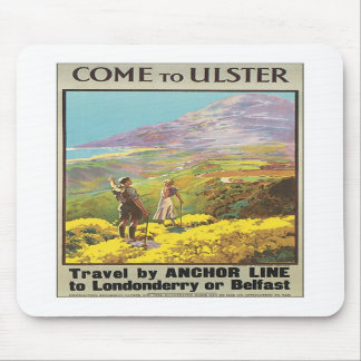 Vintage Ulster Londonderry Mousepads