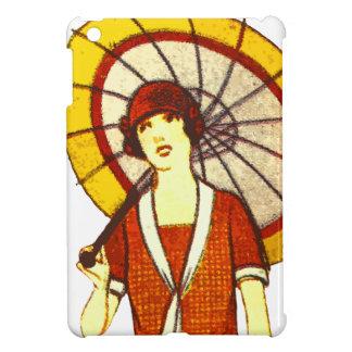 Vintage Umbrella Case For The iPad Mini