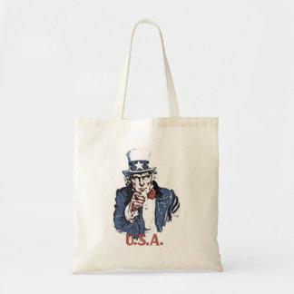 Vintage Uncle Sam Bags
