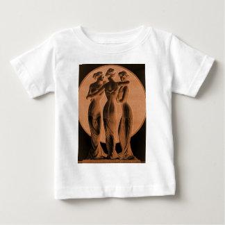 Vintage underwear, Three Graces Baby T-Shirt