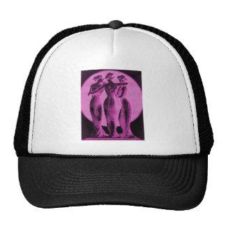 Vintage underwear, Three Graces Trucker Hat