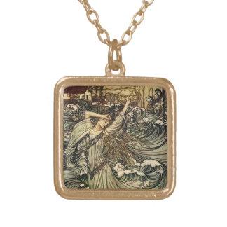 Vintage Undine Necklace