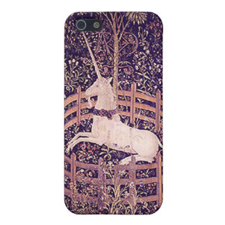 Vintage Unicorn In Captivity Tapestry  Custom iPho Case For iPhone 5