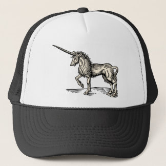 Vintage Unicorn Trucker Hat