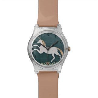 Vintage unicorn wrist watches