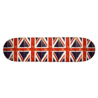 Vintage Union Jack 8.5 Inch Skateboard Deck