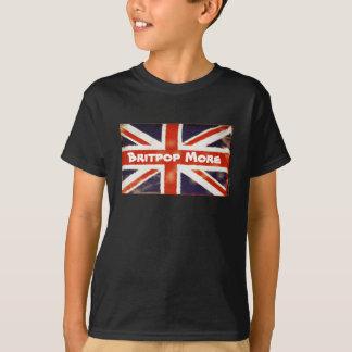 Vintage Union Jack BRITPOP MORE Kid's T-Shirt