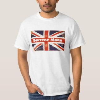 Vintage Union Jack BRITPOP MORE T-Shirt