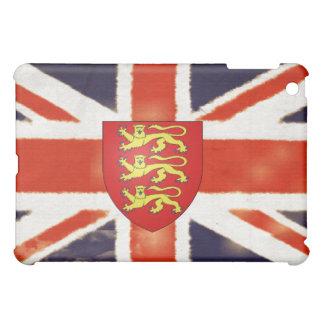 Vintage Union Jack Coat of Arms  iPad Mini Cases