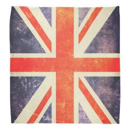 Vintage Union Jack flag Bandana