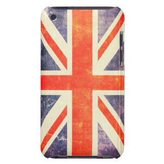 Vintage Union Jack flag Barely There iPod Case