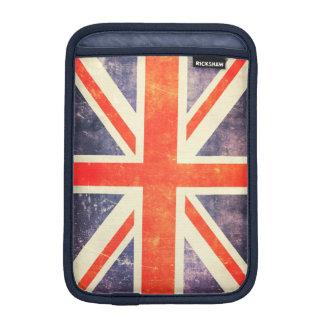 Vintage Union Jack flag iPad Mini Sleeve