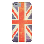 Vintage Union Jack flag iPhone 6 Case
