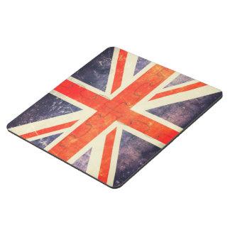 Vintage Union Jack flag Puzzle Coaster