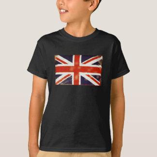 Vintage Union Jack Kid's T-Shirt