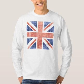 Vintage United Kingdom Flag 2 T-Shirt