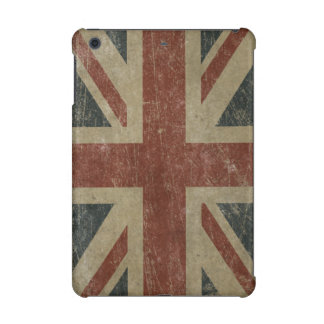 Vintage United Kingdom Flag iPad Mini Cover