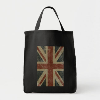 Vintage United Kingdom Flag Tote Bag