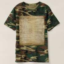 Vintage United States Constitution T-shirt