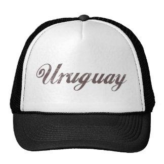 Vintage Uruguay Trucker Hat