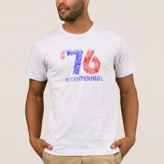 "Vintage US Bicentennial Shirt ""76"""