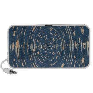Vintage US Flag Stars Swirled iPod Speaker
