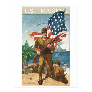 Vintage US Military Poster Tees, Cards, Gifts Post Cards