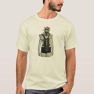 Vintage US Navy Frogman Diver T-Shirt