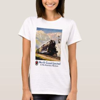 Vintage US Railway Apparel T-Shirt