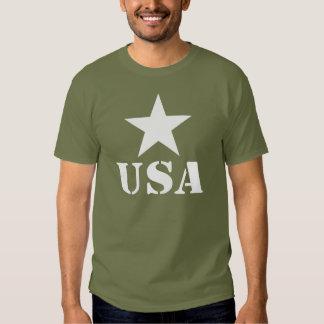 Vintage USA Army Star T-Shirt