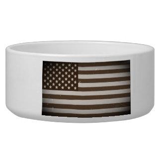 Vintage USA Flag Bowl