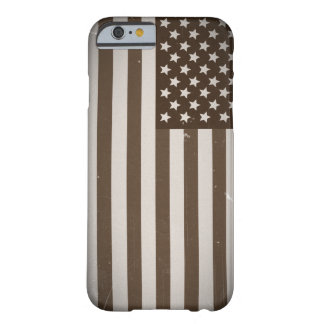 Vintage USA Flag Barely There iPhone 6 Case
