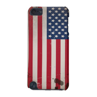 Vintage USA Flag iPod Touch (5th Generation) Cases