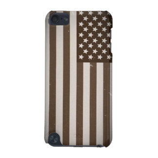 Vintage USA Flag iPod Touch (5th Generation) Case