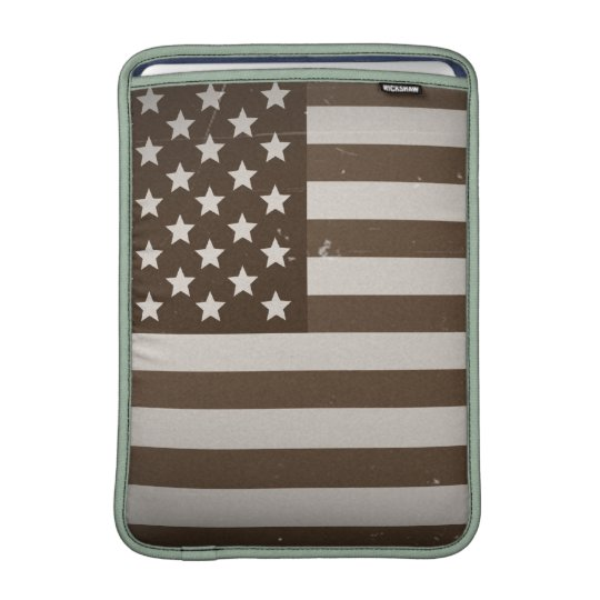 Vintage USA Flag MacBook Air Sleeve
