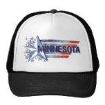 Vintage USA Flag with Star – Minnesota Hats