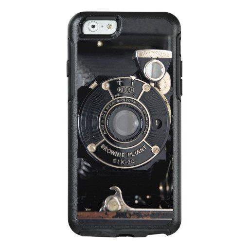VINTAGE USA Folding Camera 6 Iphone case