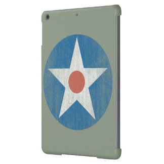 Vintage USA Star Logo iPad case