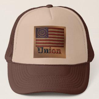 Vintage USA Union Flag 2 Trucker Hat