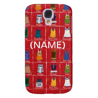 vintage-vacation- i-Phone Galaxy S4 Cover
