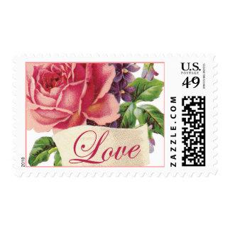 Vintage Valentine 3 By Ceci New York Stamps