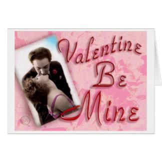 Vintage Valentine #5 Card