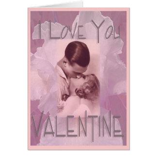 Vintage Valentine #7 Card